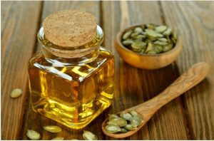 Características del aceite de calabaza