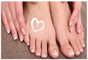 Ventajas de cuidar los pies