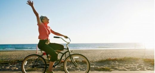 Riesgos al manejar bicicleta