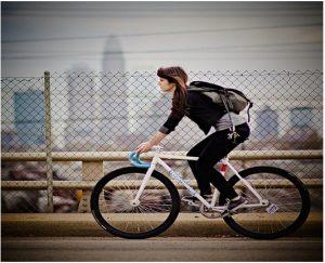 Beneficios de manejar bicicleta