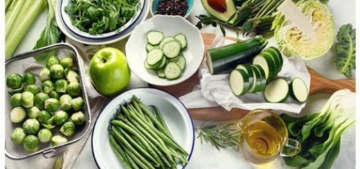 Alimentos en la dieta keto