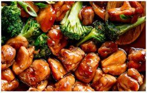 Cómo se prepara el pollo teriyaki