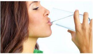 Beneficios del agua en las dietas
